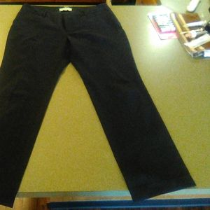 Gap True Straight dress pants